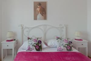 A bed or beds in a room at Apartment Marija