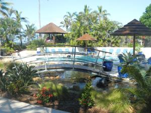 The swimming pool at or near Royal Palm Resort on the Beach