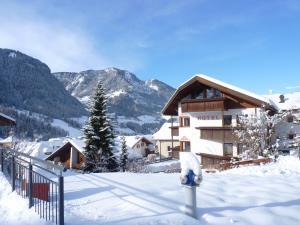 Hotel Fortuna durante o inverno