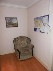 A seating area at Shamrock Guest House
