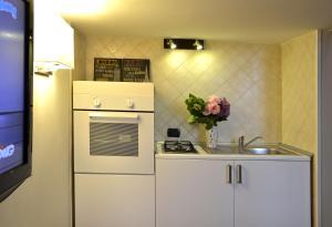 Cucina o angolo cottura di Gemelli Holidays