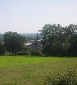 Jardin de l'établissement Auberge du Blaisel