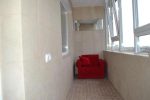 A seating area at Apartments NEW