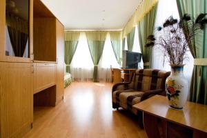 Гостиная зона в Лион Отель