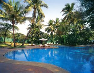 The swimming pool at or near The Leela Mumbai, Airport