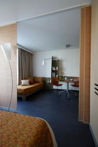 Гостиная зона в Aparthotel Adagio Bordeaux Centre Gambetta
