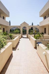 Balcone o terrazza di Residence Antico Baglio