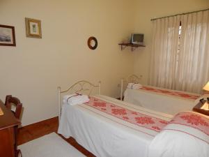Кровать или кровати в номере Hotel Il Platano