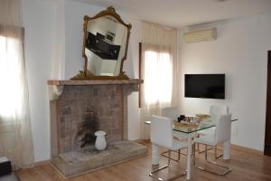 TV o dispositivi per l'intrattenimento presso Suite in Venice Ai Carmini