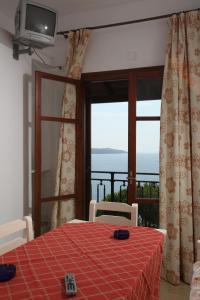 Säng eller sängar i ett rum på Villa Melia