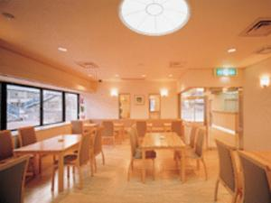A restaurant or other place to eat at Hotel Kiyoshi Nagoya No.2