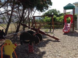 Children's play area at Astir Of Naxos