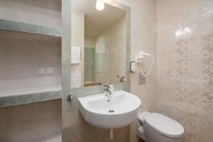 Łazienka w obiekcie Hotel Villa Sedan Sopot
