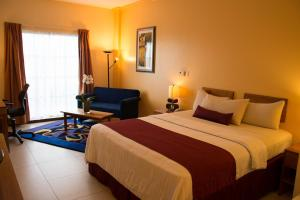 A bed or beds in a room at Royal Torarica