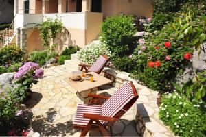 A porch or other outdoor area at Villa Edem