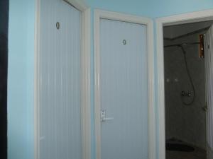 Ванная комната в Мини Отель Алла
