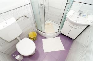 A bathroom at Guesthouse Matusic