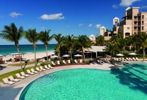 The swimming pool at or near The Ritz-Carlton, Grand Cayman