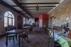 Un restaurante o sitio para comer en El Geco Verde