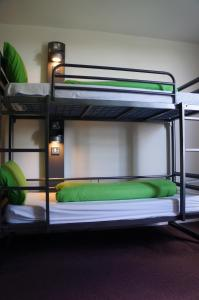 A bunk bed or bunk beds in a room at YHA Conwy