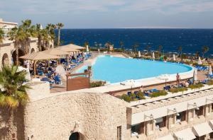 Вид на басейн у Albatros Citadel Resort - Families and couples only або поблизу