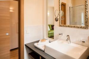 Ванная комната в Hotel Residence Pernhof