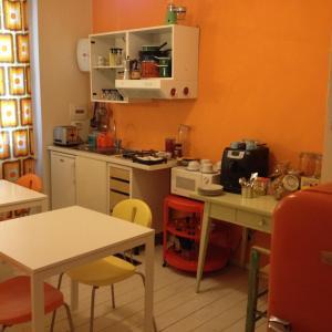 Un restaurante o sitio para comer en Casa Olivia