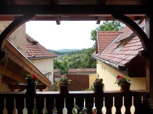 A balcony or terrace at Casa Lia