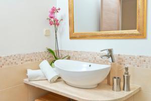 A bathroom at Boutique Apartments Seputic