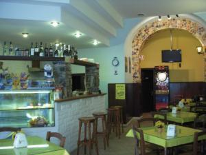 Лаундж или бар в Hotel Italia