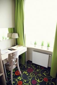Area soggiorno di City Hotels Rūdninkai