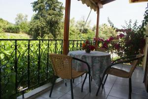 Μπαλκόνι ή βεράντα στο Grammatoula