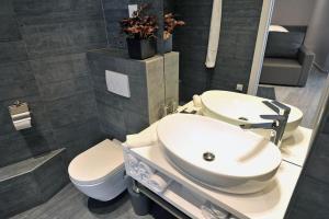 Kupaonica u objektu Apartments & Rooms Lavandula Exclusive