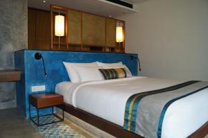 Cama o camas de una habitación en Xandari Harbour