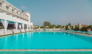 The swimming pool at or near Sveltos Hotel