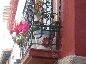 Un balcón o terraza de Casa Navarrete