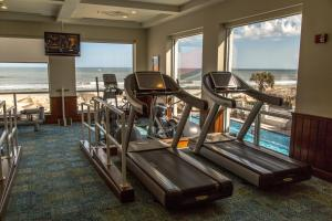 The fitness center and/or fitness facilities at Ponte Vedra Inn and Club