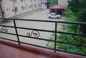 Un balcon sau o terasă la Vila Anda