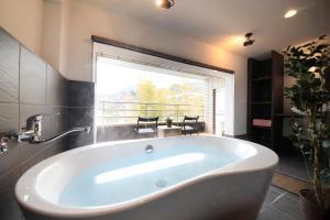 A bathroom at Merveille Hakone Gora
