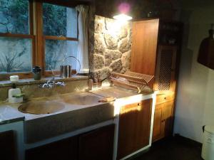Łazienka w obiekcie Villa Dos Pins