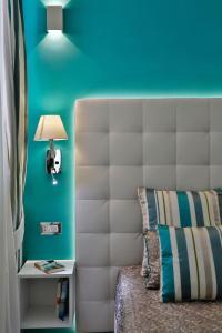 Area soggiorno di Apartments Amalfi Design