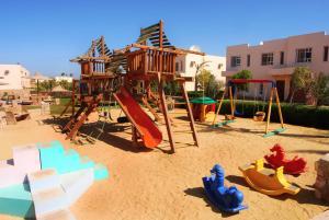 منطقة لعب الأطفال في Romance Hotel & Aqua Park