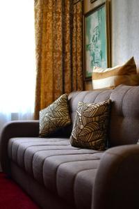 A seating area at Kera Hotel