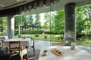 A restaurant or other place to eat at Bellino Hotel Ichinoseki