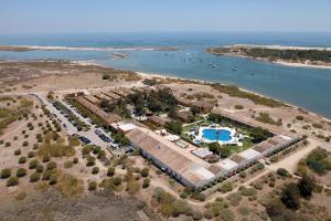 A bird's-eye view of Vila Gale Albacora