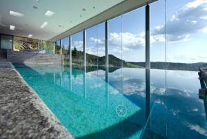 The swimming pool at or near Fattoria Di Vibio