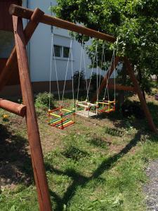 Herní místnost nebo prostor pro děti v ubytování Rooms Žigić