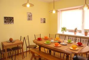 Ресторан / где поесть в PichuginHall Hostel