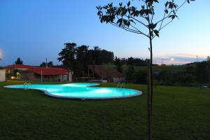The swimming pool at or near Lousada Country Hotel