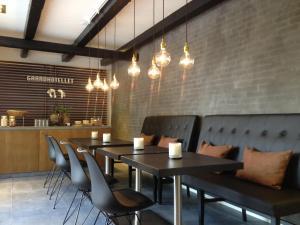 Loungen eller baren på Gaardhotellet